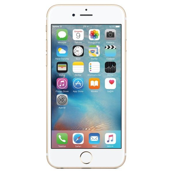 IPHONE 6S 16 GB GOLD DEMO