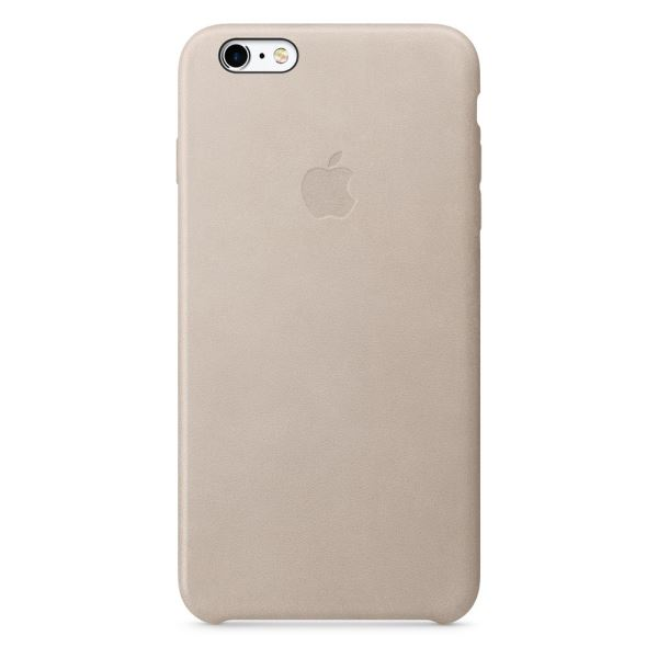 MKXE2ZM/A IPHONE 6S PLUS DERİ KILIF- (ROSE GRİ)