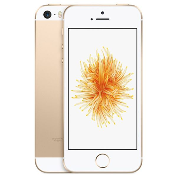 iPHONE SE 16 GB GOLD