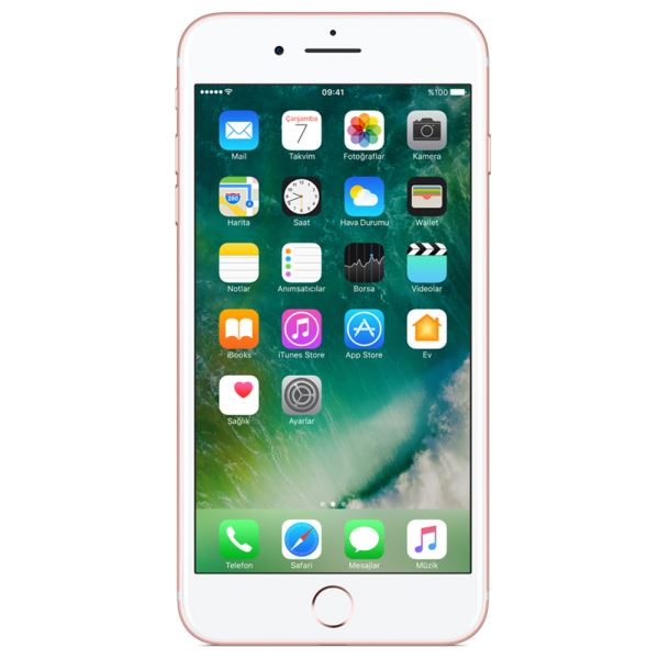 iPHONE 7 PLUS 128 GB AKILLI TELEFON ROSE GOLD