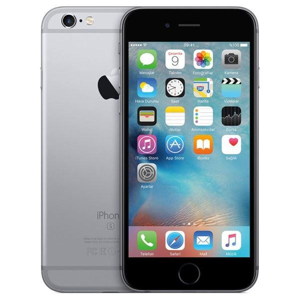 IPHONE 6S PLUS 32 GB AKILLI TELEFON UZAY GRİSİ