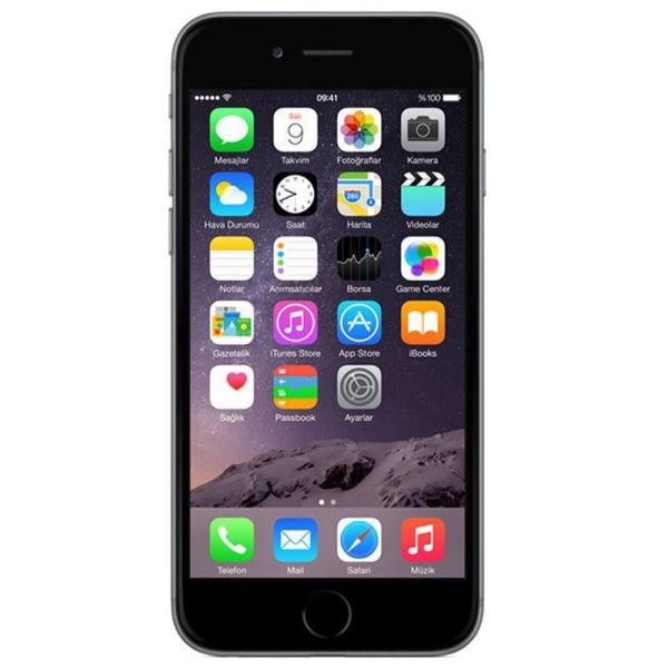 iPHONE 6 32 GB AKILLI TELEFON UZAY GRİSİ