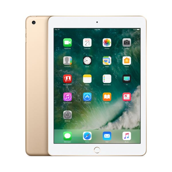 Ipad-32GB WIFI-Gold-9.7''Retina-Bluetooth-10 Saate KadarPilÖmrü-469Gr