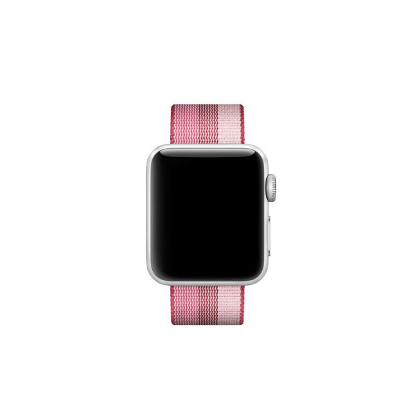 APPLE WATCH 38 BERRY WVN NYL DEMO-ZML KAYIŞ
