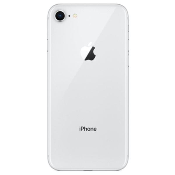 iPHONE 8 64 GB AKILLI TELEFON SILVER