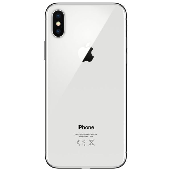 İPHONE X 64 GB AKILLI TELEFON GÜMÜŞ