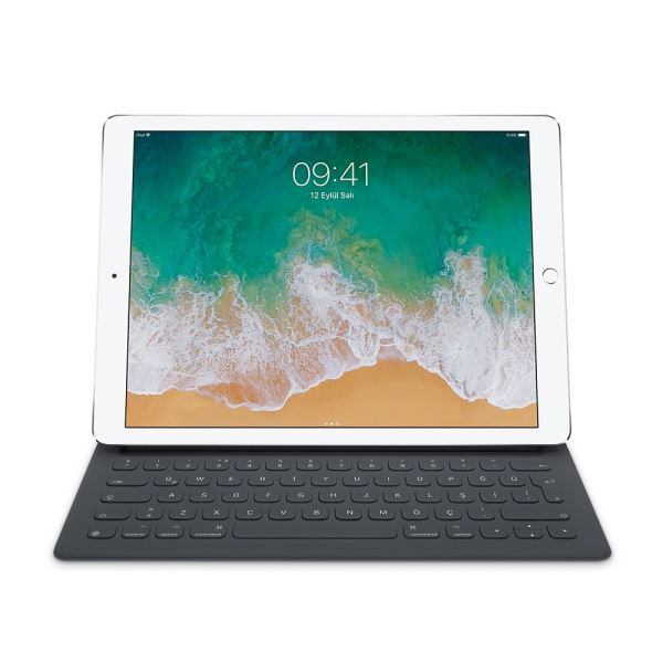 AP.MNKT2TQ/A APPLE 12.9 INC IPAD PRO SMART KEYBOARD TR-Q KLAVYE