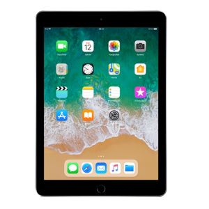 6.Nesil Ipad-32GB WIFI-SpaceGray-9.7''Retina-Bluetooth-10SaateKadarPilÖmrü-469Gr