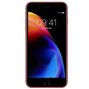 iPHONE 8 PLUS 256GB AKILLI TELEFON KIRMIZI