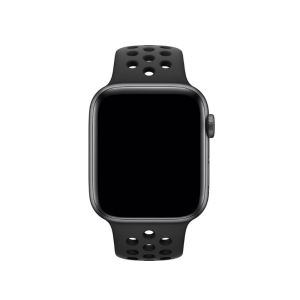 Apple Watch Nike+ Series 4 GPS, 44mm Space Grey Aluminium Case with Anthracite