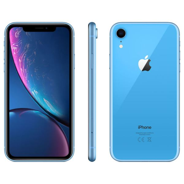 iPHONE XR 64 GB AKILLI TELEFON MAVİ