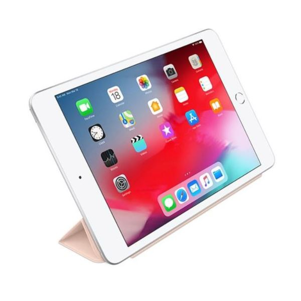APPLE MVQF2ZM/A İPAD MİNİ SMART COVER - KUM PEMBESİ