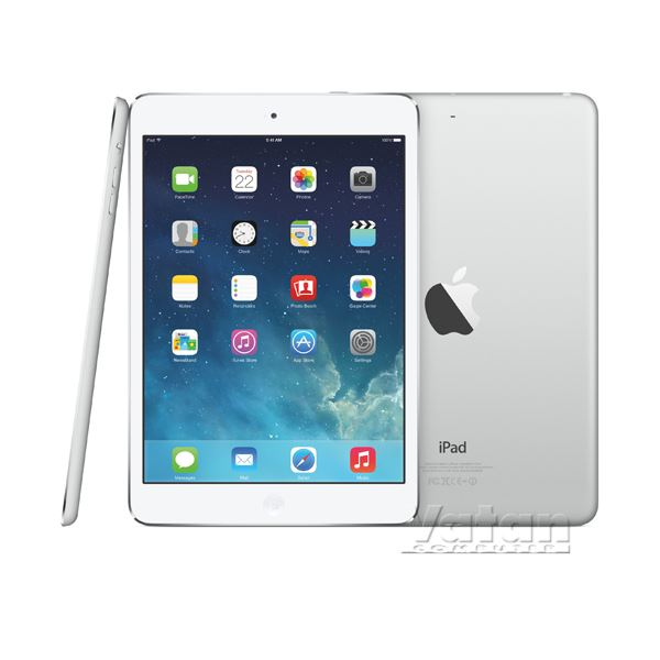 Ipad Air-32GB WIFI-Gümüş-9.7''Retina-Bluetooth-10 Saate Kadar Pil Ömrü-469Gr