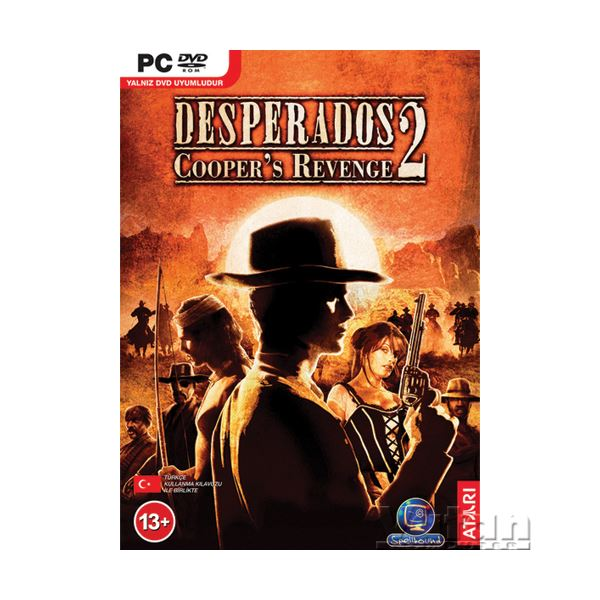 PC DESPARADOS 2 COOPERS REVENGE