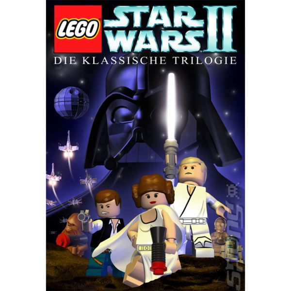 PC STAR WARS LEGO II THE ORIGINAL TRILOGY