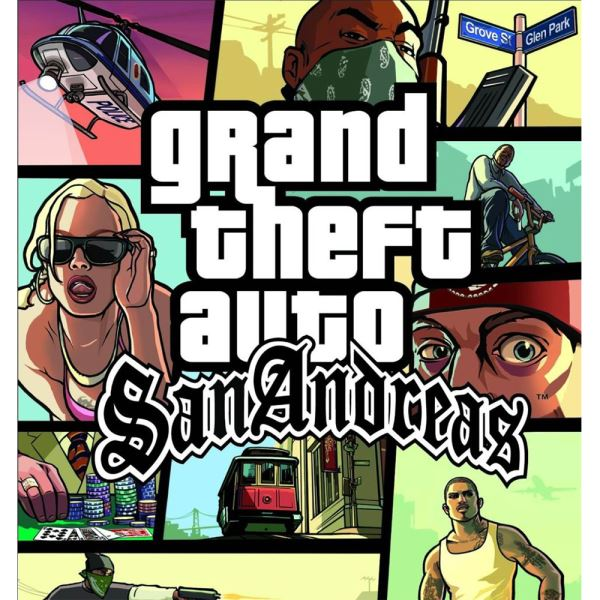 PC GTA SAN ANDREAS