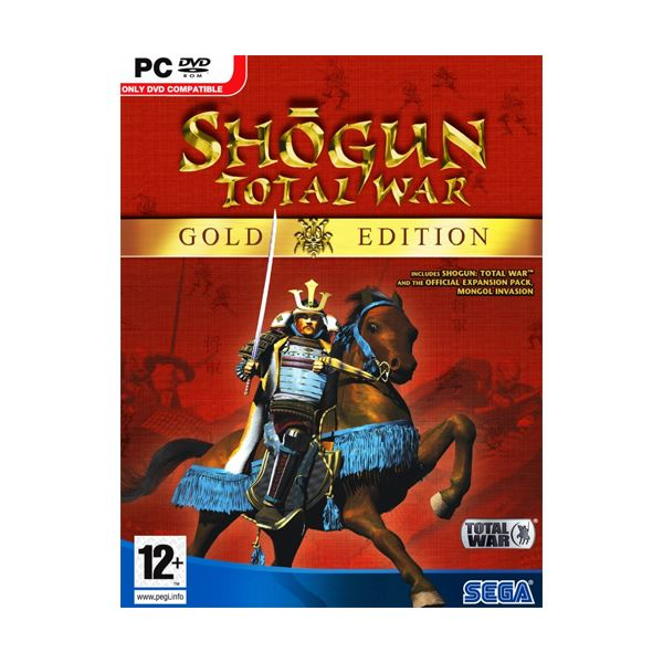 PC SHOGUN TOTAL WAR GOLD
