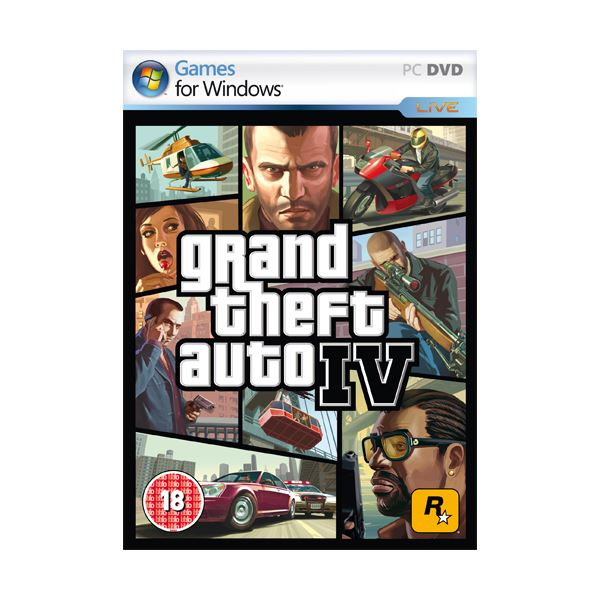 PC GTA IV