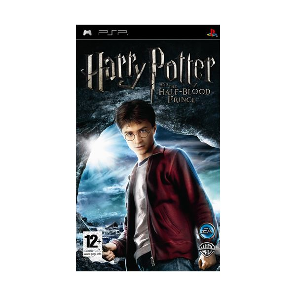 PSP H.POTTER AND THE HALFBLOOD PRINCE