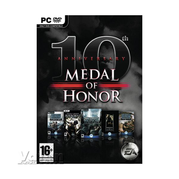 PC MEDAL OF HONOR 10 TH ANNIVERSARY