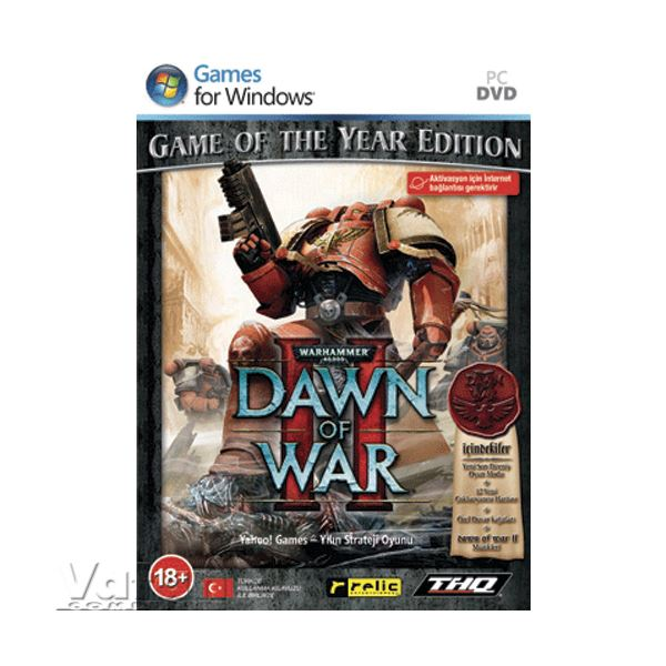 PC DAWN OF WAR 2 GAME OF THE YEAR