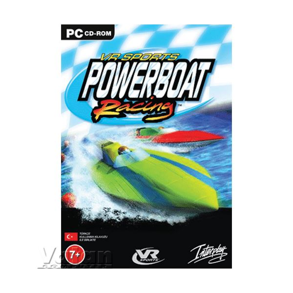 PC VR POVERBOAT RACING
