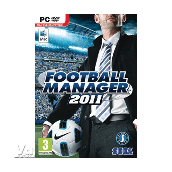 PC FOOTBALL MANAGER 2011