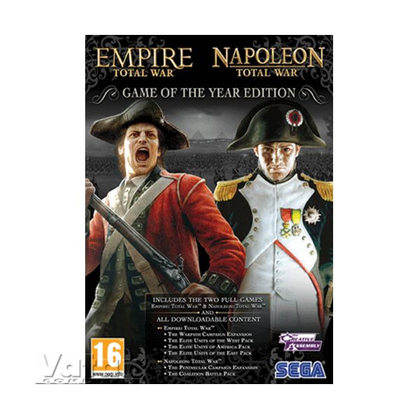 PC EMPIRE & NAPOLEAN GOTY