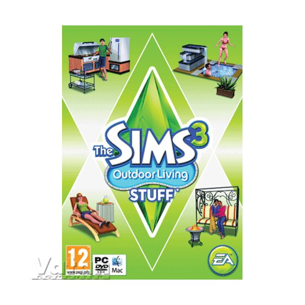 PC THE SIMS 3 OUTDOOR LIVING STUFF