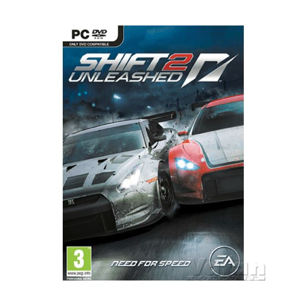 PC NFS SHIFT 2 UNLEASHED
