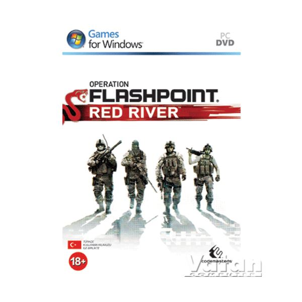 PC OPERATION FLASHPOINT: RED RIVER