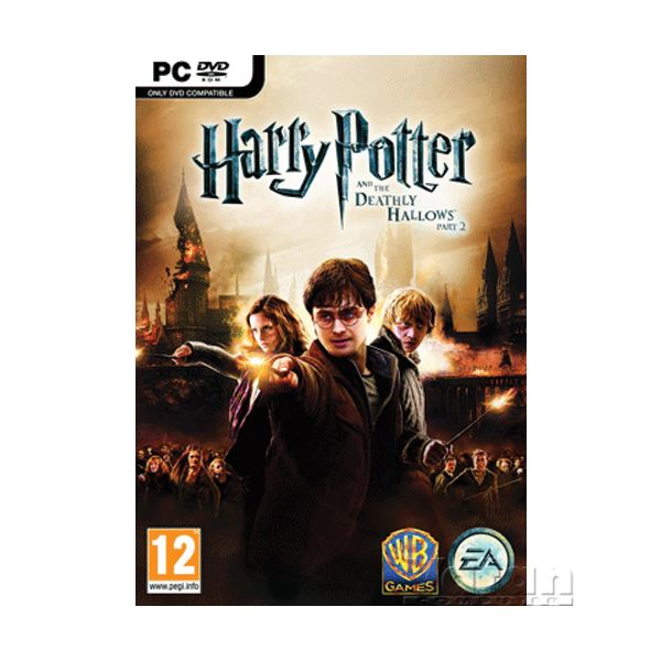 PC HARRY POTTER AND THE DEATHLY HALLOWS PART 2