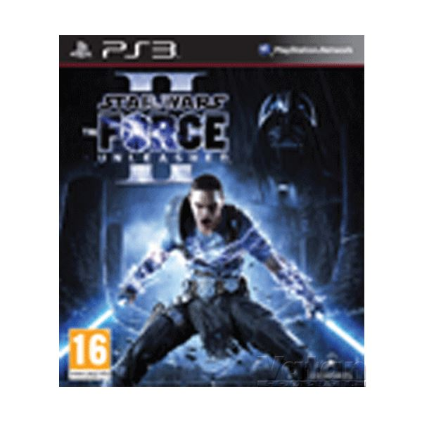 PS3 STAR WARS FORCE UNSLEASHED 2