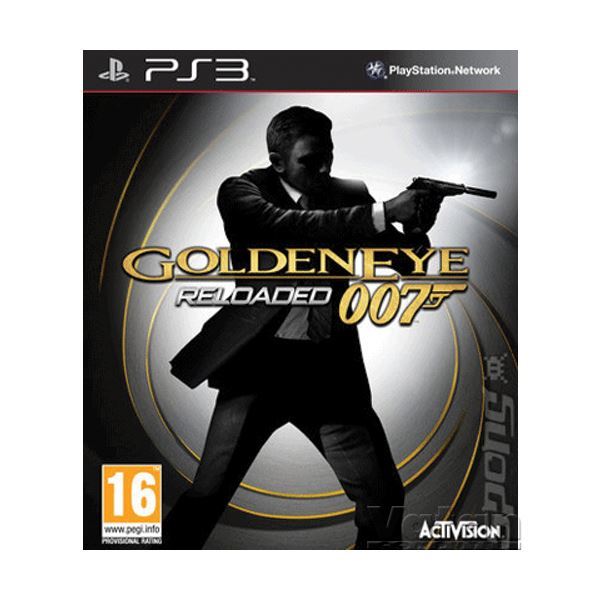 PS3 GOLDENEYE RELOADED
