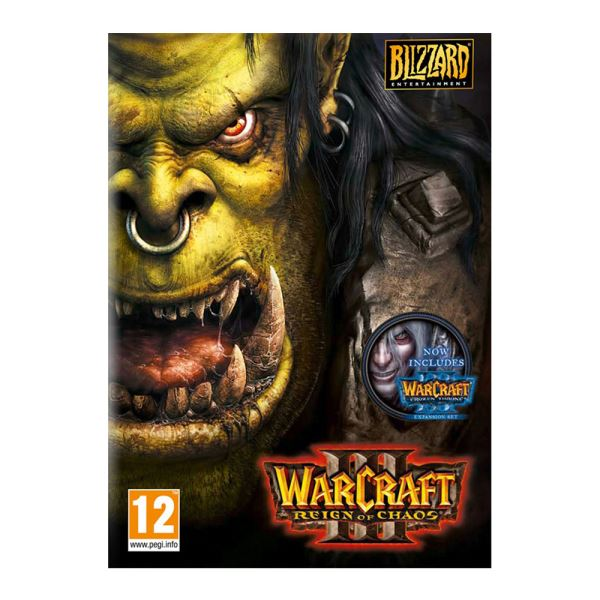 PC WARCRAFT 3 GOLD