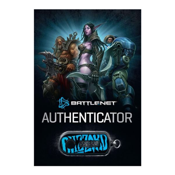 PC BATTLE.NET AUTHENTICATOR KIT
