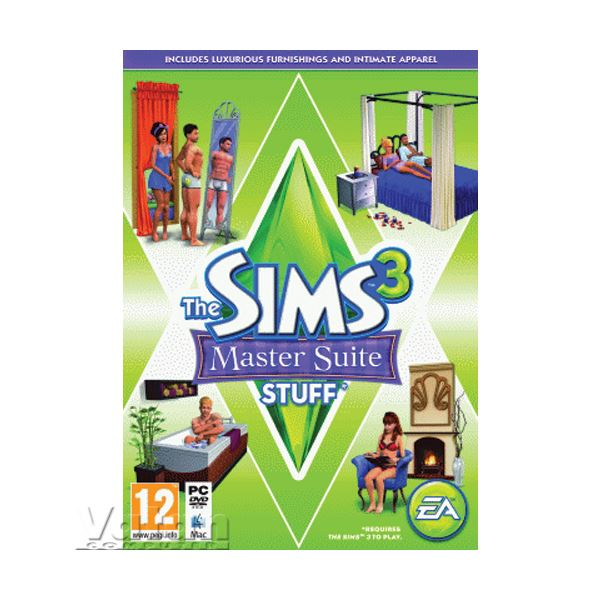 PC THE SIMS 3 MASTER SUITE STUFF