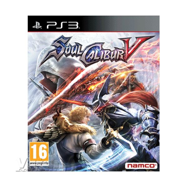 PS3 SOUL CALIBUR 5
