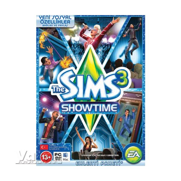 PC THE SIMS 3 SHOWTIME