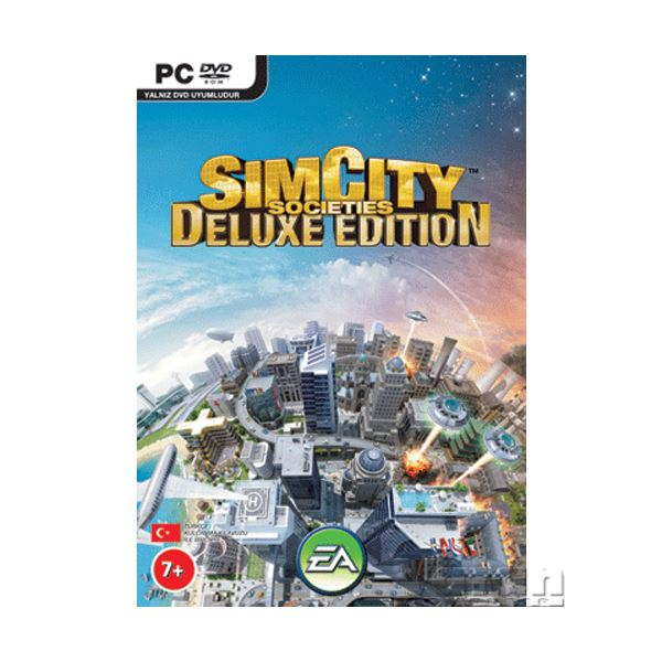 PC SIM CITY SOCIETIES DELUXE