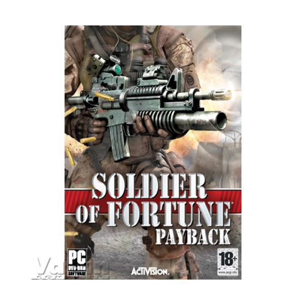 PC SOLDIER OF FORTUNE PAYPACK