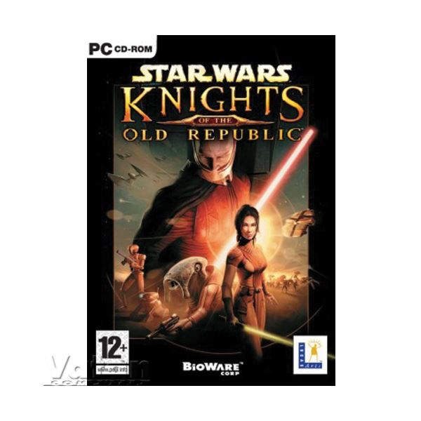 PC STAR WARS KNIGHT OF THE OLD REPUBLIC