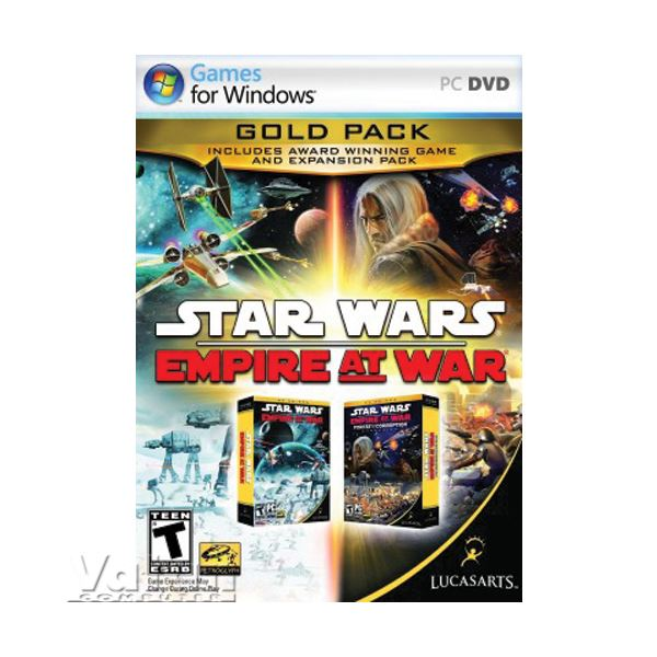 PC STAR WARS: EMPIRE AT WARS GOLD