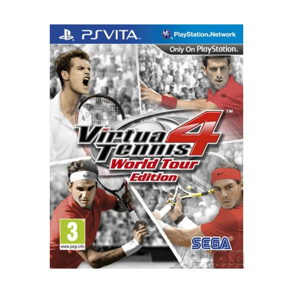 PSP VITA VIRTUA TENNIS WORLD TOUR