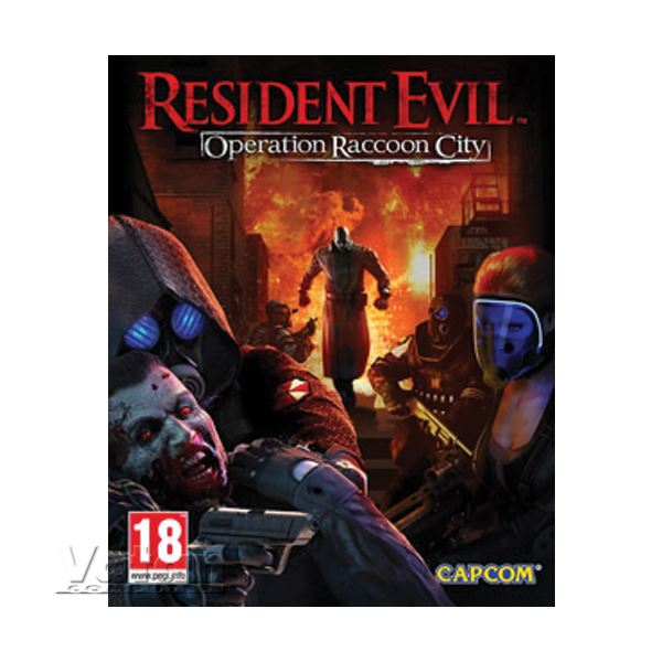 PC RESIDENT EVIL OPERATION RACCOON CITY