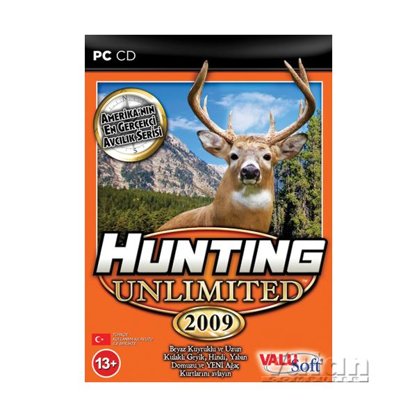 PC HUNTING UNLIMITED 2009