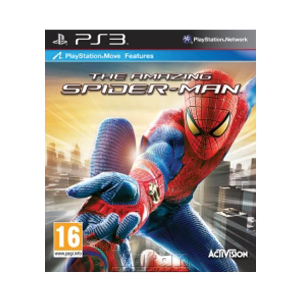 PS3 AMAZING SPIDERMAN