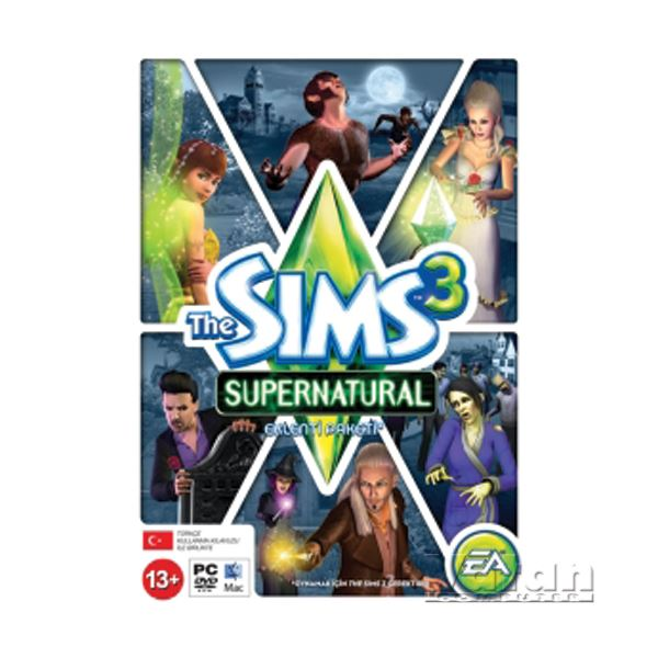 PC THE SIMS 3 SUPERNATURAL