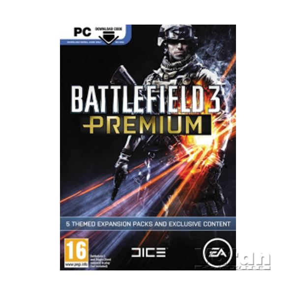 PC BATTLEFIELD 3 PREMIUM EDITION