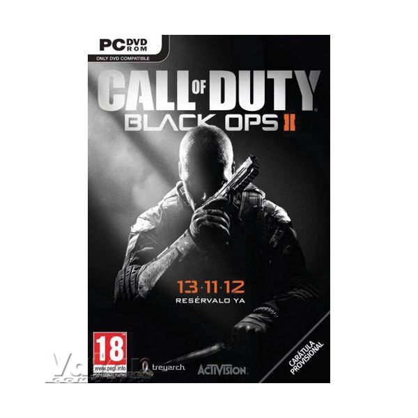 PC CALL OF DUTY BLACK OPS II